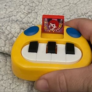 2014 Happy Meal Piano toy